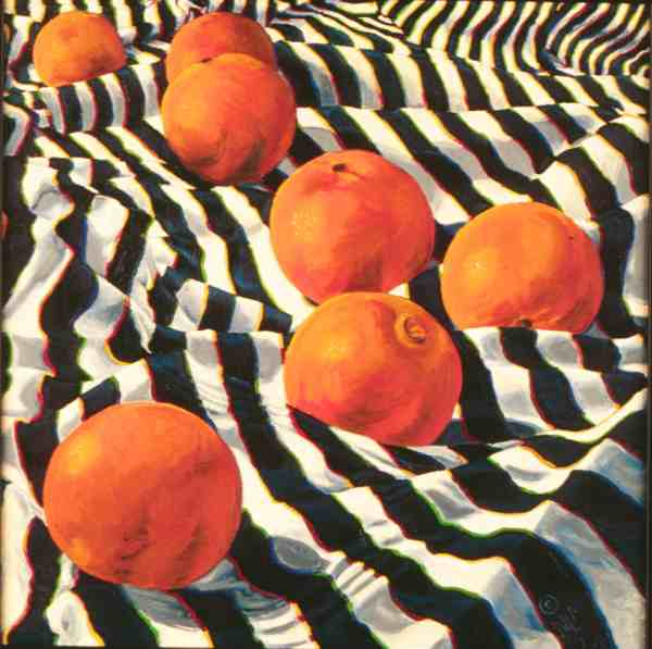 Field of Oranges