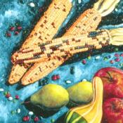 Autumn Harvest Detail