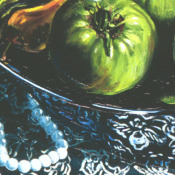 Green Tomatoes Detail