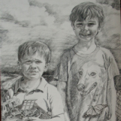 Jude and Jeremiah Final Drawing Detail