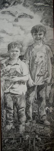 Jude and Jeremiah Final Drawing Web Size