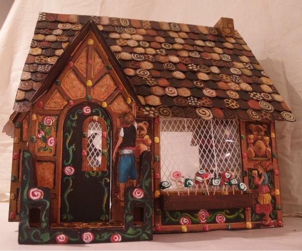 Hansel and gretel dollhouse nancy lehenbauer marshall - Hansel home ...