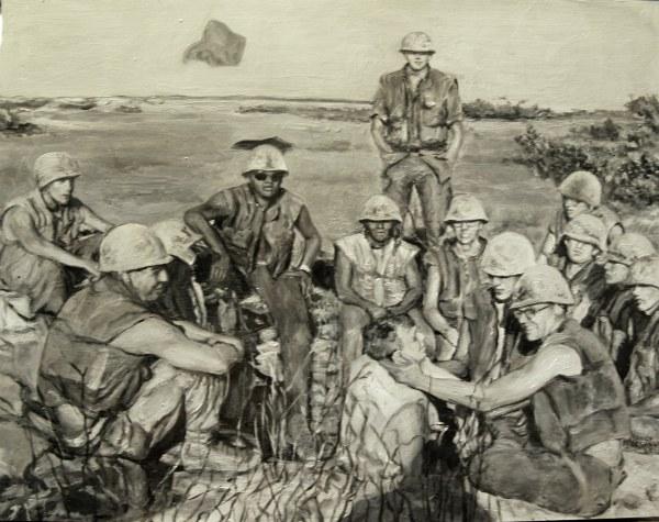 Vietnam Mortar Fire : Vietnam warriors nancy lehenbauer marshall
