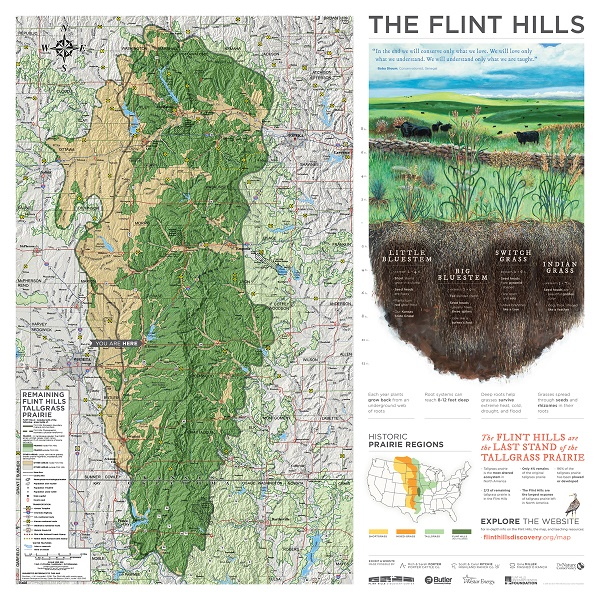Flint Hills Maps in the Schools, Elementary