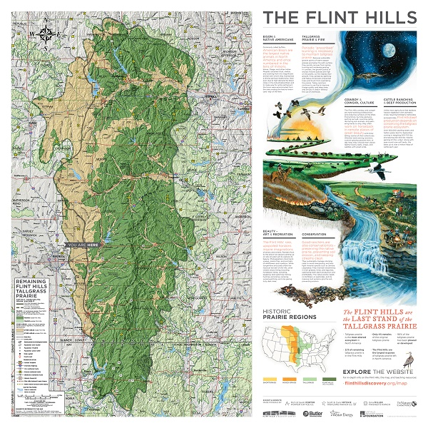 Flint Hills Maps in the Schools, High School
