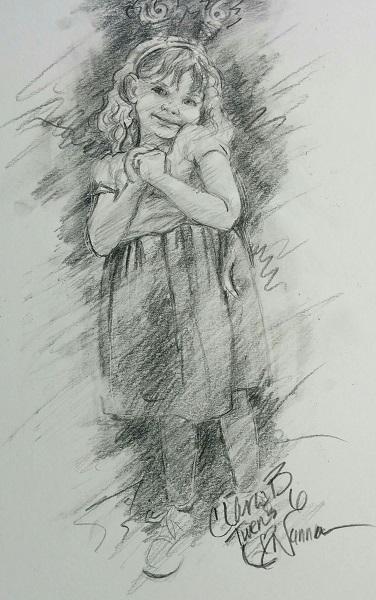 Clara, 6 years